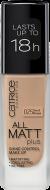 Основа тональная CATRICE All Matt Plus Shine Control Make Up 025 Sand Beige: фото