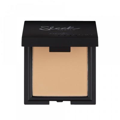 Пудра компактная Sleek MakeUp SUEDE EFFECT 01: фото