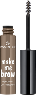 Гелевая тушь для бровей Make Me Brow Eyebrow Gel Maskara Essence 03 soft browny brows: фото