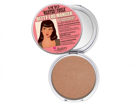 Бронзер/тени theBalm Betty-Lou Manizer: фото