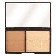 Палетка бронзера и хайлайтера I Heart Makeup Bronze and Glow: фото