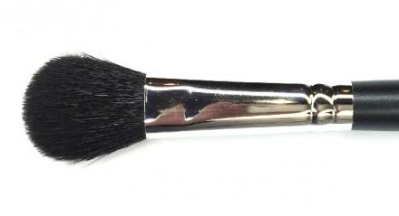 Кисть для румян MAKE-UP-SECRET 357 коза-премиум: фото