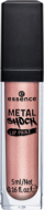 Губная помада Essence Metal shock lip paint 04 розовое золото: фото