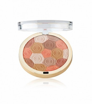 ПОДСВЕЧИВАЮЩАЯ ПУДРА Milani Cosmetics ILLUMINATING FACE POWDER 01 AMBER NECTAR: фото