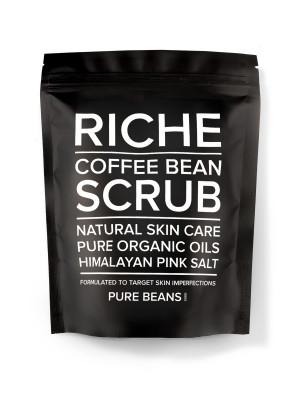 Оригинальный кофейный скраб для тела Riche 250гр: фото