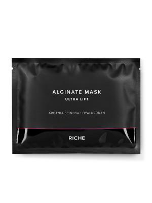 Укрепляющая альгинатная маска Riche Cosmetics с коллагеном: фото