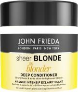 Маска для светлых волос John Frieda Sheer Blonde Go Blonder 150 мл: фото