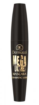 Тушь Dermacol Mega Lashes Dramatic Look Mascara: фото