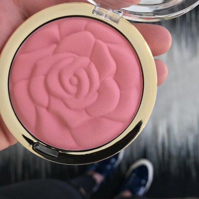 РУМЯНА-РОЗА Milani Cosmetics Rose Powder Blush 08 Tea Rose: фото