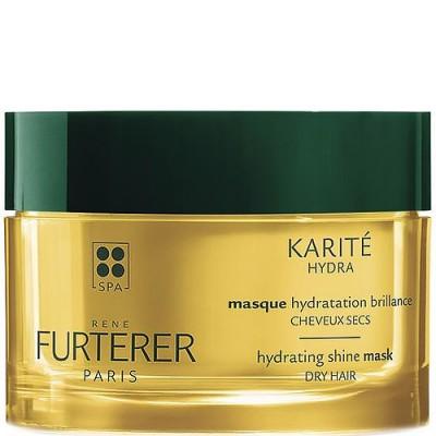 Увлажняющая маска для сухих волос Rene Furterer Karite Hydra 200 мл: фото