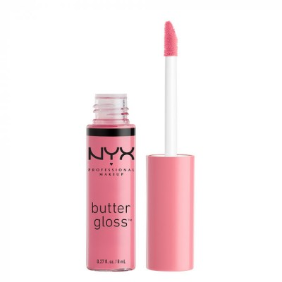 Блеск для губ NYX Professional Makeup Butter Lip Gloss - VANILLA CREAM PIE 09: фото