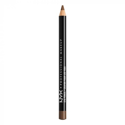 Карандаш для век NYX Professional Makeup Slim Eye Pencil - MEDIUM BROWN: фото