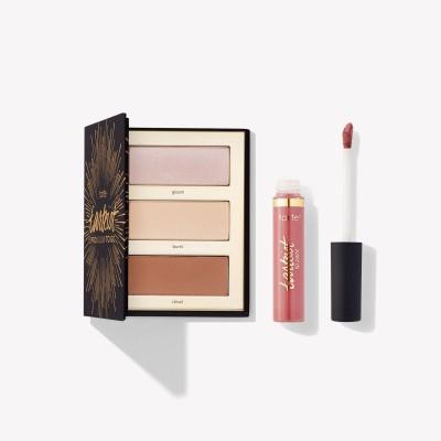 Набор для макияжа Tarte favorites to glow color collection: фото