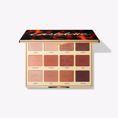 Палетка теней Tarte tartelette™ toasted eyeshadow palette: фото