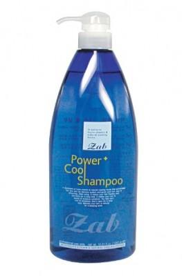 Освежающий шампунь для волос JPS Zab powerplus cool shampoo 1000 мл: фото
