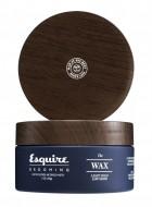 Воск для волос ESQUIRE легкой степени фиксации с легким эффекта блеска, 85 г: фото