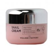 Крем для лица с улиточным муцином VILLAGE 11 FACTORY Snail Cream: фото