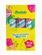 Набор Batiste XXL Volume spray 200мл+Original 200мл+Sweetie 200 мл (Третий шампунь в подарок): фото