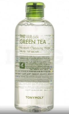 Очищающая вода TONY MOLY The chok chok green tea cleansing water 300 мл: фото