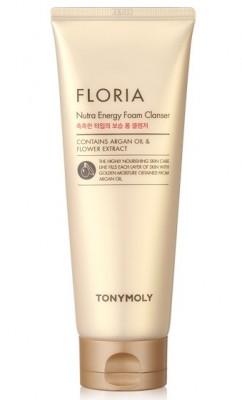 Пена для умывания TONY MOLY Floria nutra energy foam cleanser 150 мл: фото
