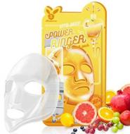 Маска тканевая с витаминами ELIZAVECCA Vita deep power ringer mask pack 23 мл.: фото