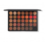 Палетка теней MORPHE 35O2 SECOND NATURE EYESHADOW PALETTE: фото