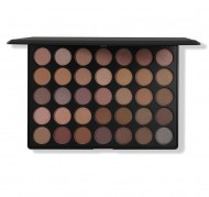 Палетки теней MORPHE 35T - 35 COLOR TAUPE EYESHADOW PALETTE: фото