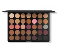 Палетка теней MORPHE 35N - 35 COLOR MATTE EYESHADOW PALETTE: фото