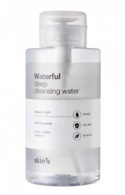 Мицеллярная вода SKIN79 Waterfull deep cleansing water 500 мл: фото