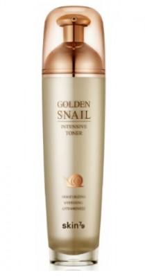 Тонер для лица с улиточным муцином и золотом SKIN79 Golden snail intensive toner 130 мл: фото