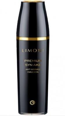 Антивозрастная эмульсия со змеиным ядом LIMONI Premium Syn-Ake Anti-Wrinkle Emulsion 120 мл: фото
