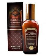 Тонер антивозрастной с плацентой 3W CLINIC Premium placenta age intensive skin 145мл: фото