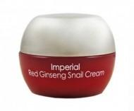 Миниатюра крем с улиткой и женьшенем OTTIE Miniature Imperial Red Ginseng Cream: фото