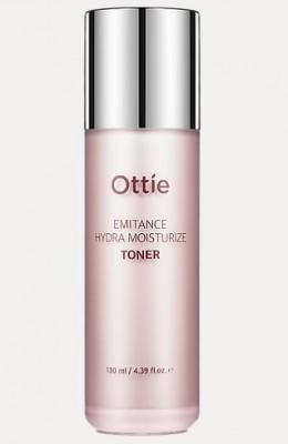 Увлажняющий тонер для лица с гиалуроновой кислотой OTTIE Emitance Hydra Moisturize Toner 125мл: фото