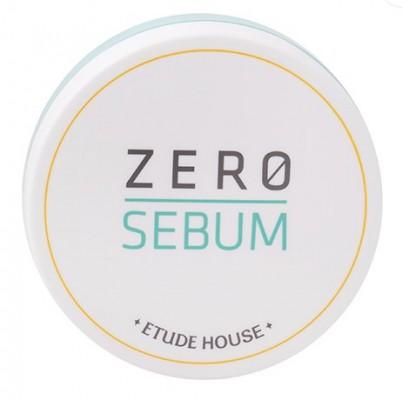 Пудра рассыпчатая матирующая ETUDE HOUSE Zero Sebum Drying Powder: фото