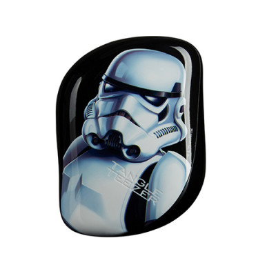 Расческа TANGLE TEEZER Сompact Styler Star Wars Stormtrooper черный: фото