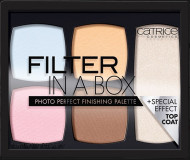 CATRICE Палетка для лица Filter In A Box Photo Perfect Finishing Palette 010: фото