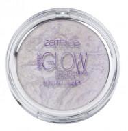 Хайлайтер Arctic CATRICEGlow Highlighting Powder 010 сиреневый жемчуг: фото