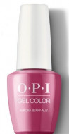 Гель для ногтей OPI ICELAND Aurora Berry-alis (Updated formula) GCI64 15 мл: фото