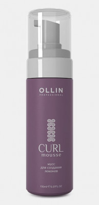 Мусс для создания локонов OLLIN Curls building mousse 150мл: фото