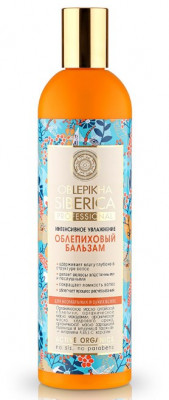 Бальзам облепиховый для нормальных и сухих волос Natura Siberica 400мл: фото
