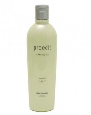 Шампунь для кудрявых волос Lebel PROEDIT SHAMPOO CURL FIT 300 мл: фото