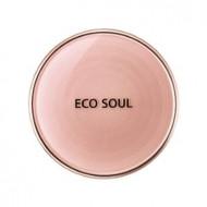 Пудра для лица увлажняющая THE SAEM Eco Soul True Moisture Pact 23 Natural Beige 11гр: фото