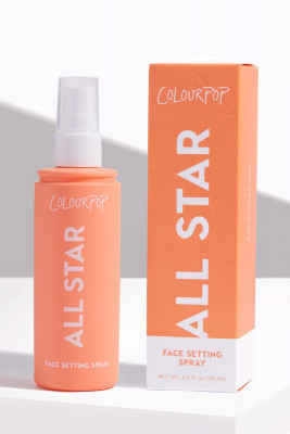 Спрей для фиксации макияжа COLOURPOP ALL STAR SETTING SPRAY 130 мл: фото