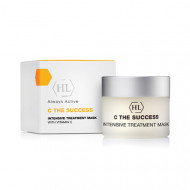 Маска интенсивная лечебная с витамином С Holy Land C the Success Mask 50 мл: фото