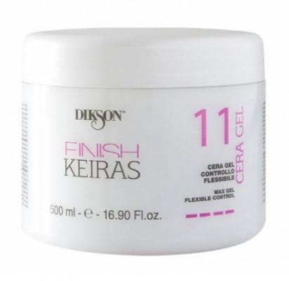 Воск-гель для волос Dikson FINISH CERA GEL 11 500мл: фото