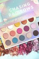 Палетка теней ColourPop CHASING RAINBOWS Pressed Powder Shadow Palette: фото