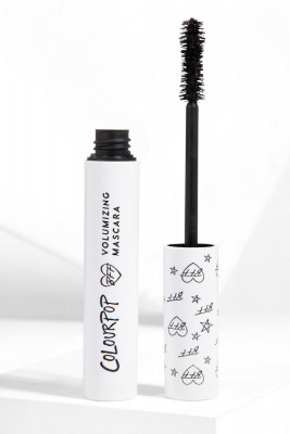 Тушь для ресниц СolourPop BFF Mascara Black On Black: фото