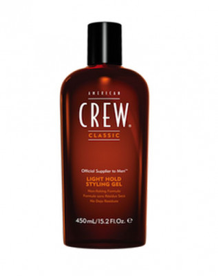 Гель для укладки волос слабой фиксации American Crew Light Hold Styling Gel 250мл: фото