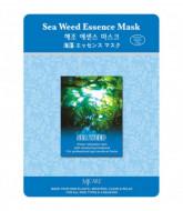 Маска тканевая морские водоросли Mijin Sea Weed Essence Mask 23гр: фото